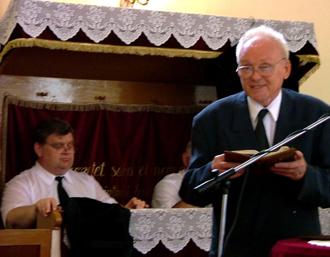Bojtor István elnök