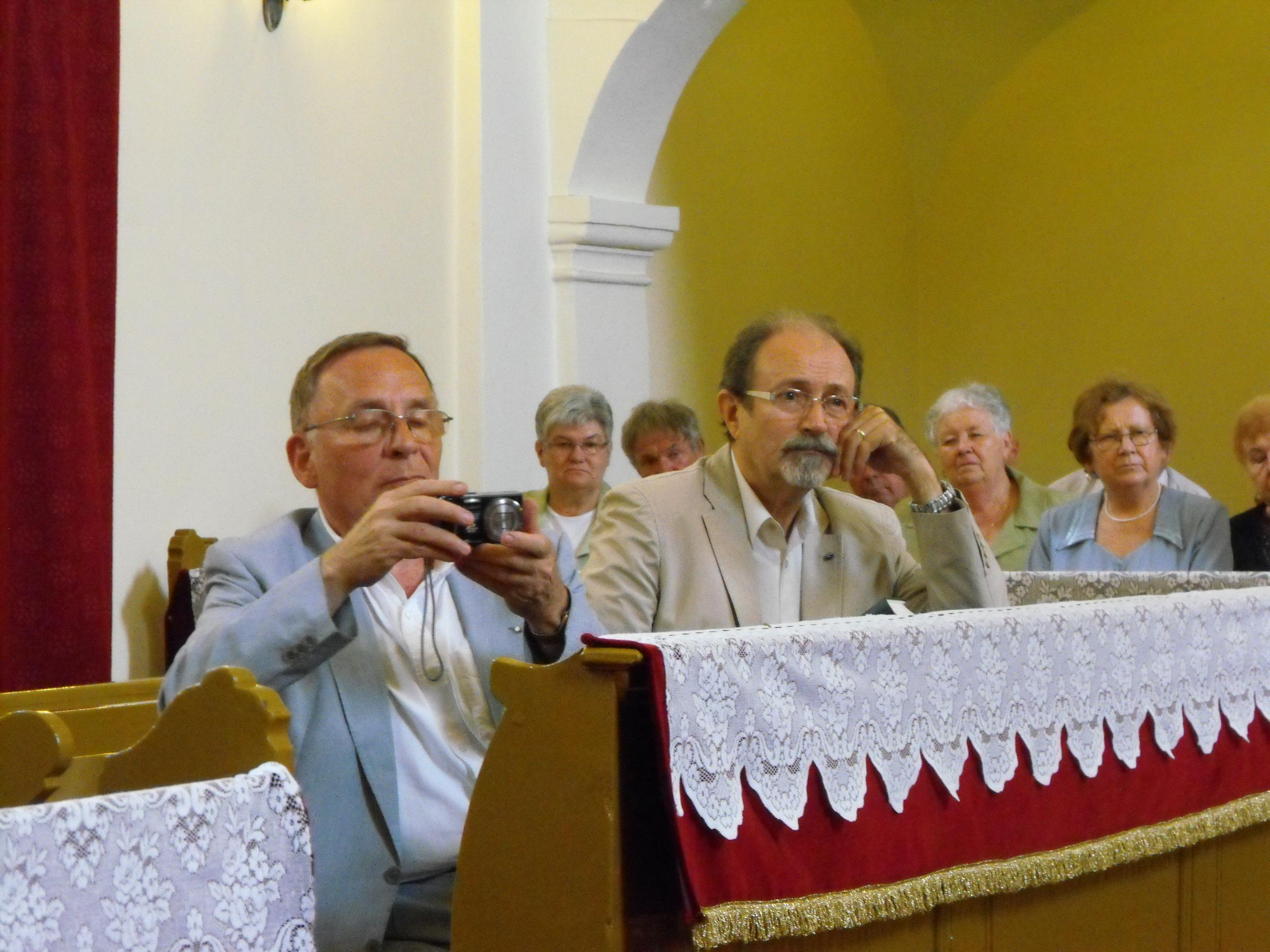 Kassai küldöttek Alsózsolcán