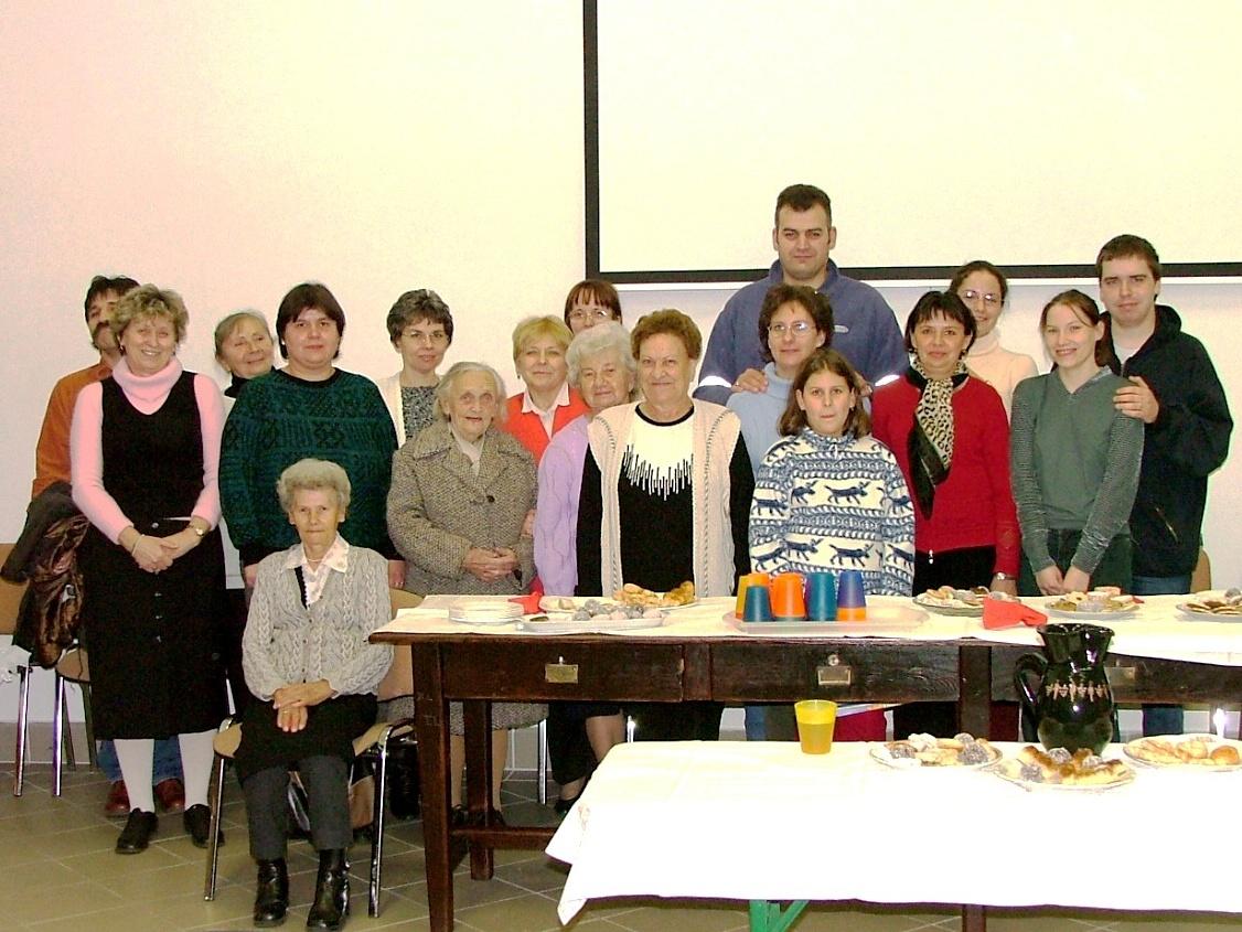Kispesti missziói munkások csoportja