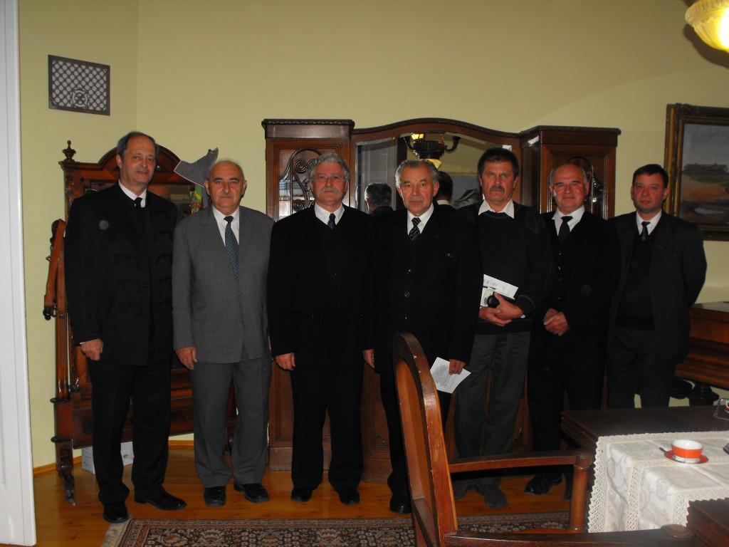 MRMSz vezetők, Gilicze András, Simon Antal, Ablon czy Zsolt, Horkai László, Pongó Gyula, Tar Sándor, Mátyás Sándor