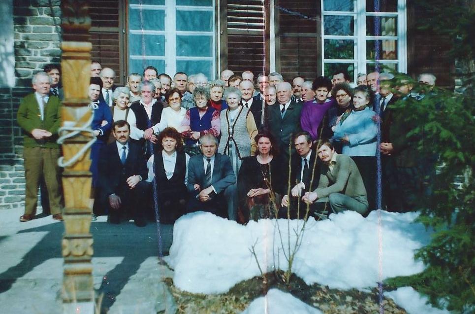 Délpesti EM missziói m unkás konferencia 1985 Mátraháza