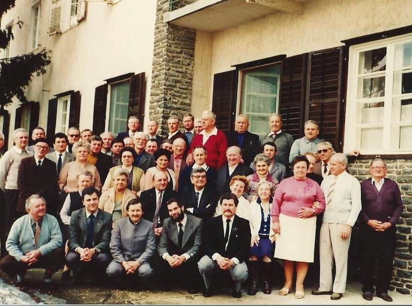 Délpesti EM missziói munkás konf. 1987 Mátraháza