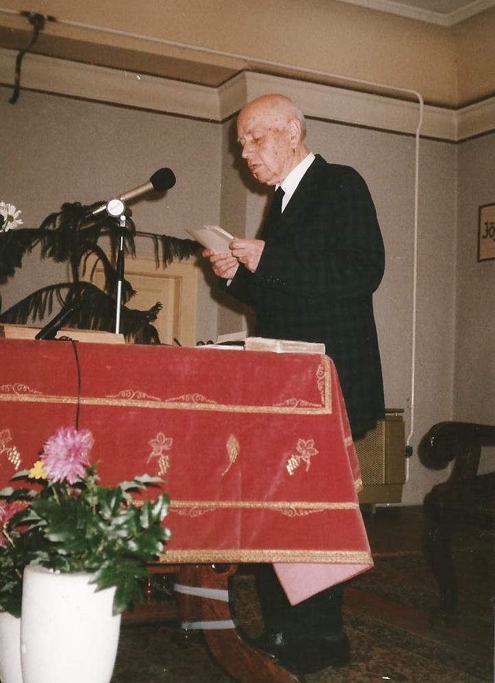 Kispesti Konf. Kovács Bálint