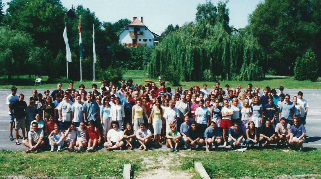 Szárszó, Refisz táborozók, 1997