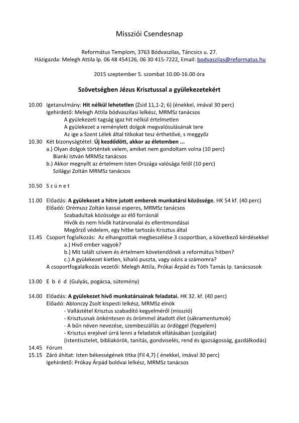MRMSz csendesnap 2015 09 05, Bódvaszilas-p1