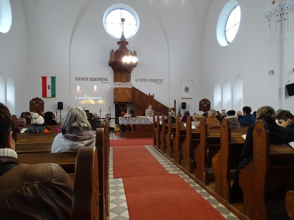 Szövetségi csendesnap a Szentes Alsópárti ref. templomban